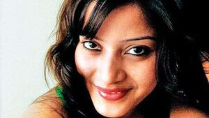 What does late Sheena Bora's chart say about her?