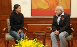 What does the birth chart of ace boxer Mary Kom say?