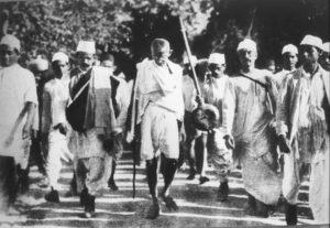 How did barrister MK Gandhi become Bapu?