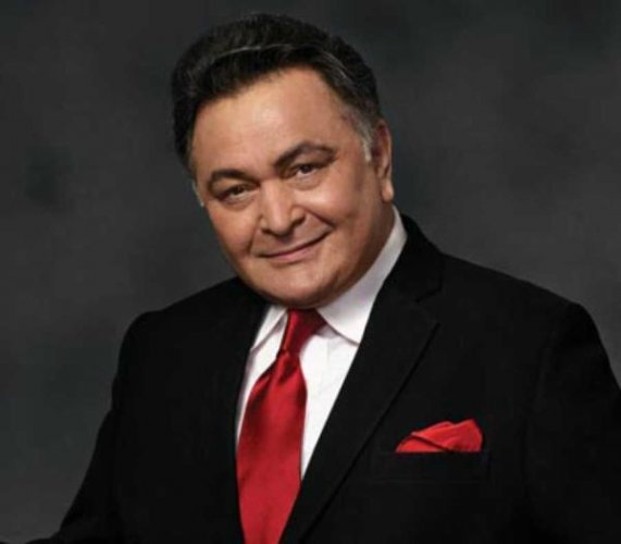 Can the chart of Rishi Kapoor be analyzed ?