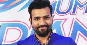 Can the chart of cricketer Rohit Sharma be analyzed?