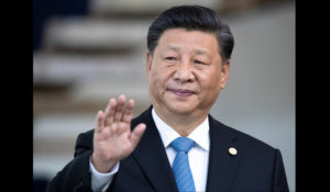 Can the chart of Chinese President Xi Jinping be analyzed in light of the Sino-Indian tension in Ladakh?