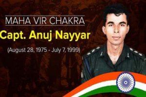 What made this Kargil war hero, Shaheed Captain Anuj Nayyar (MVC), special?