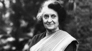 Former Prime Minister Indira Gandhi's chart – a tough life……