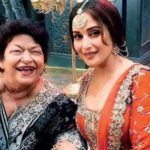 Can the chart of ace choreographer Saroj Khan be analyzed?