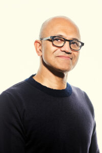Can any astrologer study the birth chart of Microsoft CEO Satya Nadella?