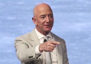 Is the birth chart of Amazon CEO Jeff Bezos stupendous?