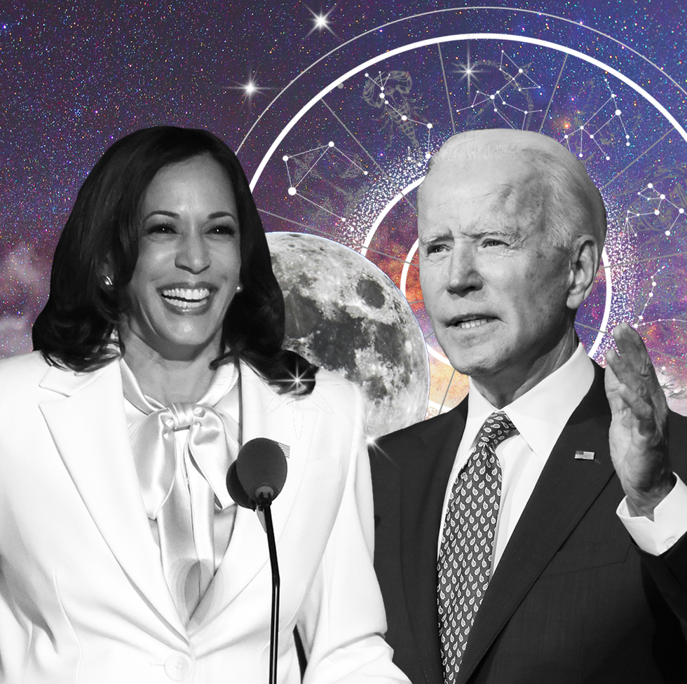 Will the stars help Biden-Harris unite a divided United States?
